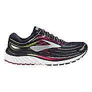 Womens Brooks Glycerin 15 Running Shoe - Black/Pink 11