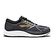 Mens Brooks Addiction 13 Running Shoe - Black/Gold 12.5