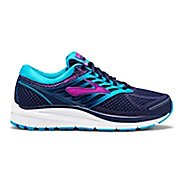 Womens Brooks Addiction 13 Running Shoe - Blue/Purple 8