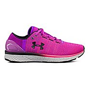 Womens Under Armour Charged Bandit 3 Running Shoe - Purple/Pink 9