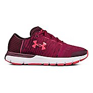 Womens Under Armour Speedform Gemini 3 GR Running Shoe - Red/White 8