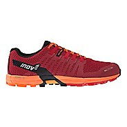 Mens Inov-8 Roclite 290 Trail Running Shoe - Red/Orange 10