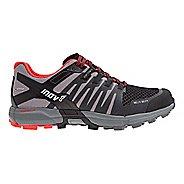 Mens Inov-8 Roclite 305 GTX Trail Running Shoe - Black/Red 9