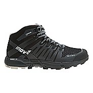 Mens Inov-8 Roclite 325 GTX Trail Running Shoe - Black/Grey 12
