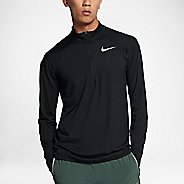 Mens Nike Dry Element Top Half-Zips & Hoodies Technical Tops - Black L