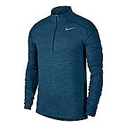 Mens Nike Dry Element Top Half-Zips & Hoodies Technical Tops - Blue Force XL