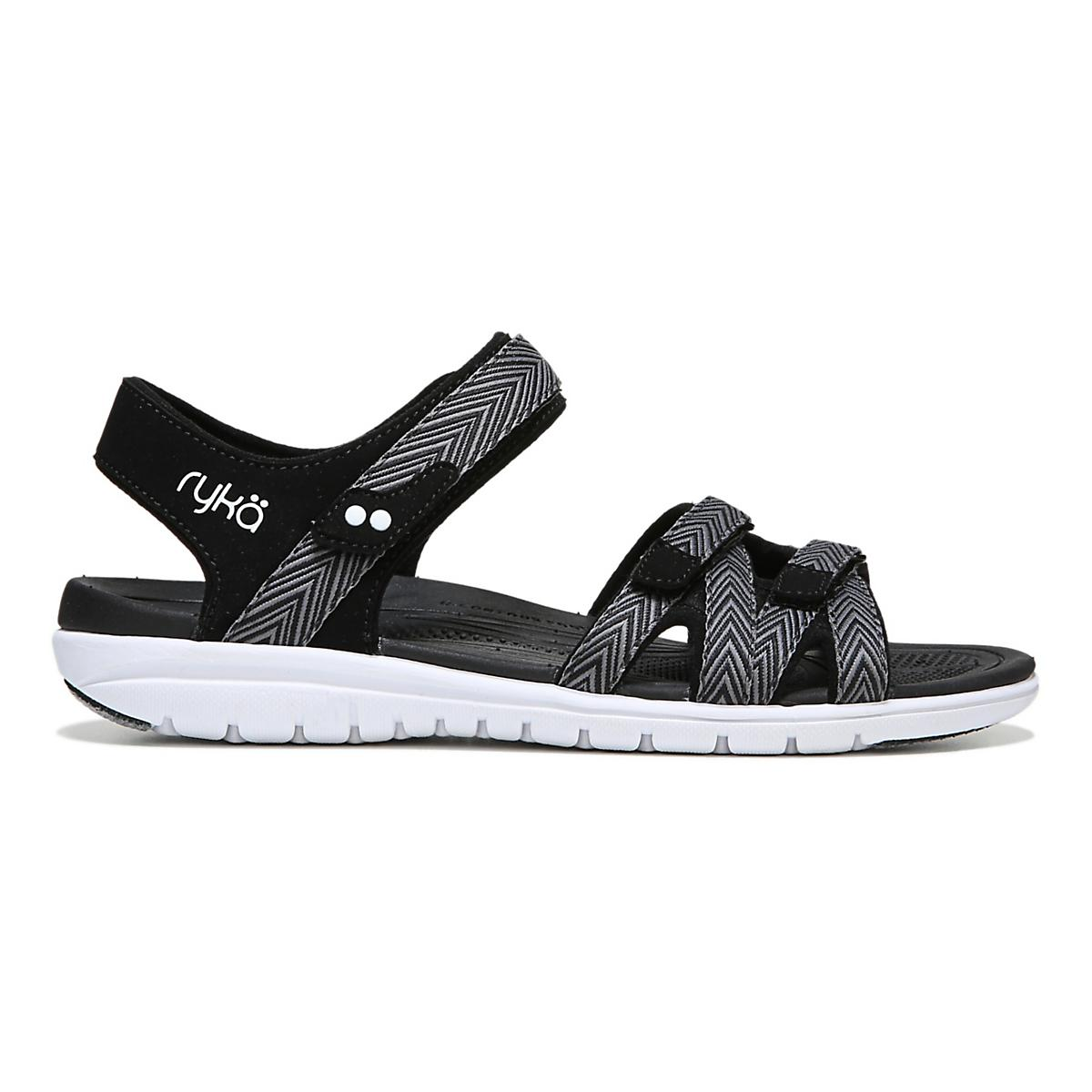 a252482f9 Womens Ryka Savannah Sandals Shoe at Road Runner Sports