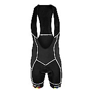 Mens De Soto 400-Mile Cycling Bib Short Triathlon Suits UniSuits