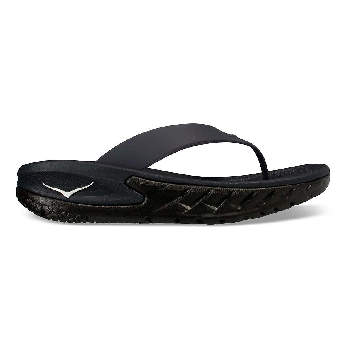 3d1c1356efd5 Womens Hoka One One Ora Recovery Flip Sandals Shoe at Road Runner Sports