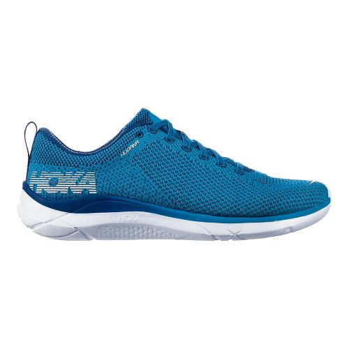 Mens Hoka One One Hupana Running Shoe | Diva Blue/true Blue Hoka One One Running Shoes From Road Runner Sports