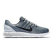 Womens Nike LunarGlide 9 Running Shoe - Grey 7