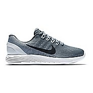 Womens Nike LunarGlide 9 Running Shoe - Grey 9
