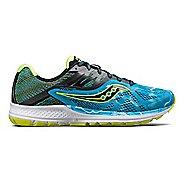 Mens Saucony Ride 10 Running Shoe - Ocean Wave 8