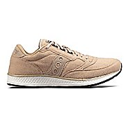 Womens Saucony Freedom Runner Wool Casual Shoe - Tan 12