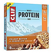 Clif Whey Protein 8 pack Bars - null