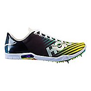 Womens Hoka One One Speed EVO R Track and Field Shoe - Rio 9