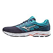 Mens Mizuno Wave Shadow Running Shoe - Eclipse/Silver 9.5
