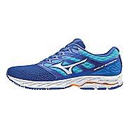 Womens Mizuno Wave Shadow Running Shoe - Blue 6