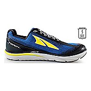 Mens Altra Torin 3.0 Running Shoe - Blue/Lime 10.5