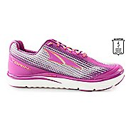Womens Altra Torin 3.0 Running Shoe - Purple/Orange 7.5