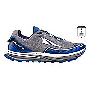 Mens Altra Timp Trail Running Shoe - Blue 8
