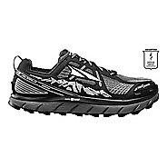 Womens Altra Lone Peak 3.5 Trail Running Shoe - Black 7.5
