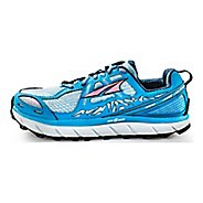 Womens Altra Lone Peak 3.5 Trail Running Shoe - Blue 6.5