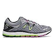 Womens New Balance 1260v7 Running Shoe - Grey/Green 7