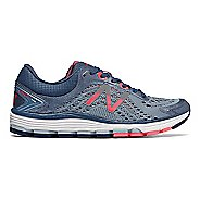 Womens New Balance 1260v7 Running Shoe - Indigo/Coral 6.5