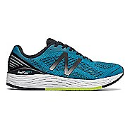 Mens New Balance Fresh Foam Vongo v2 Running Shoe - Blue/Black 10.5