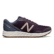 Womens New Balance Fresh Foam Gobi v2 Trail Running Shoe - Maroon/Rose Gold 7.5