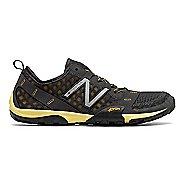 Mens New Balance 10v1 Trail Running Shoe - Grey/Yellow 13