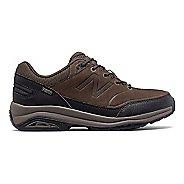 Mens New Balance 1300v1 Trail Running Shoe - Brown/Black 10