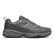 Mens New Balance 626v2 Walking Shoe - Grey/Blue 7.5