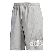 Mens Adidas Jersey Unlined Shorts