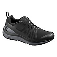 Mens Salomon Odyssey Pro Hiking Shoe - Black Shade 12