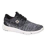 Mens Sperry 7 SEAS 3-Eye Knit Casual Shoe - Black 9