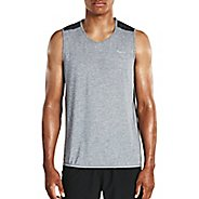 Mens Saucony Freedom Sleeveless & Tank Tops Technical Tops
