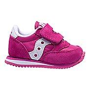 Kids Saucony Baby Jazz Hook and Loop Casual Shoe - Grey/Navy 10C