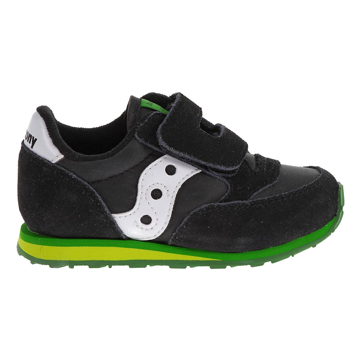 e6af691791 Kids Saucony Baby Jazz Hook and Loop Casual Shoe