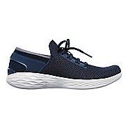 Womens Skechers YOU Inspire Casual Shoe - Navy 8