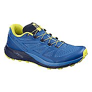 Mens Salomon Sense Ride Trail Running Shoe - Blue Indigo 8.5