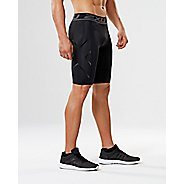 Mens 2XU Accelerate Compression & Fitted Shorts - Black/Nero M