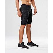 Mens 2XU Elite MCS G2 Compression & Fitted Shorts - Black/Nero S