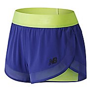 Womens New Balance Transform 2-in-1 Shorts