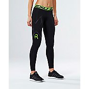 Womens 2XU Refresh Recovery Compression Tights