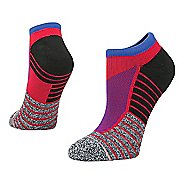 Womens Stance Athletic Focus Low Socks - Red S