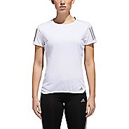 Womens Adidas Response Tee T-Shirt Short Sleeve Technical Tops
