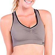 Womens Zensah Gazelle Sports Bras - Slate S