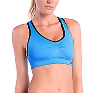Womens Zensah Gazelle Sports Bras - Classic Blue L